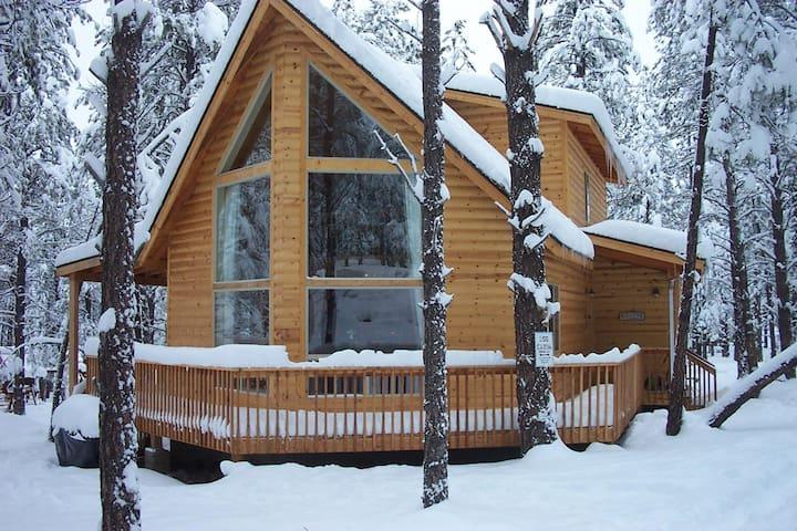 Moose Manor - Spring Break! Beautiful Luxury Cabin in Grand Canyon/Flagstaff Area