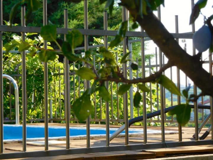 Wohnung im Zentrum der Weinregion Brda