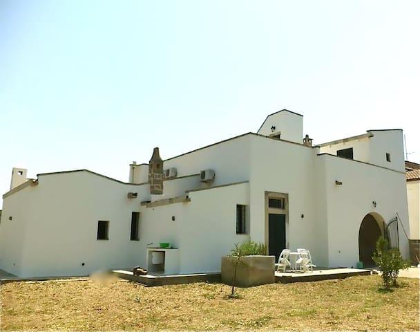 Masseria nella campagna Salentina - Cutrofiano - Huis