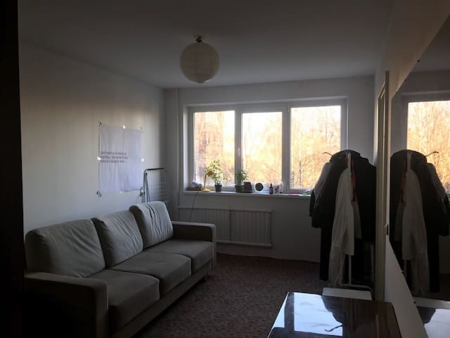 Economy room close to city center Vilnius