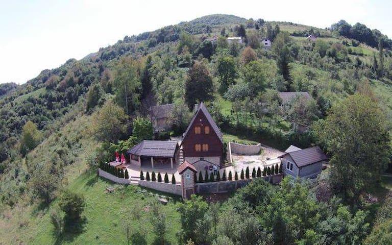 Vikendica Ljetovik - Ljetovik - Дом