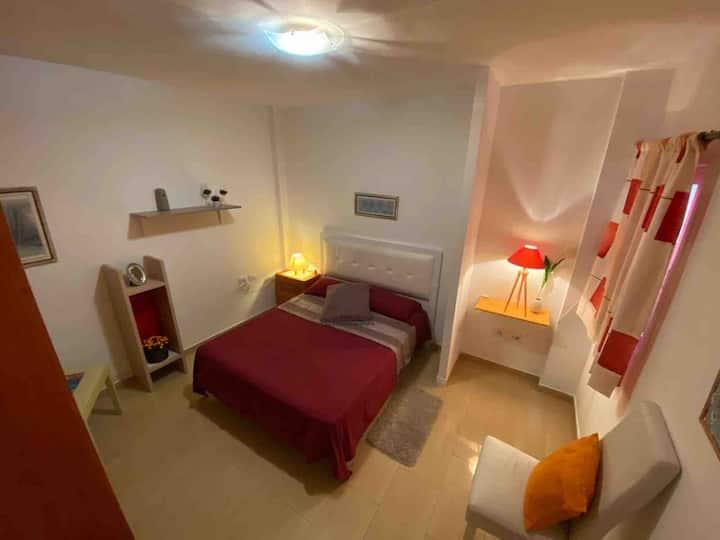 Alquilo habitación en piso compartido Sur Tenerife
