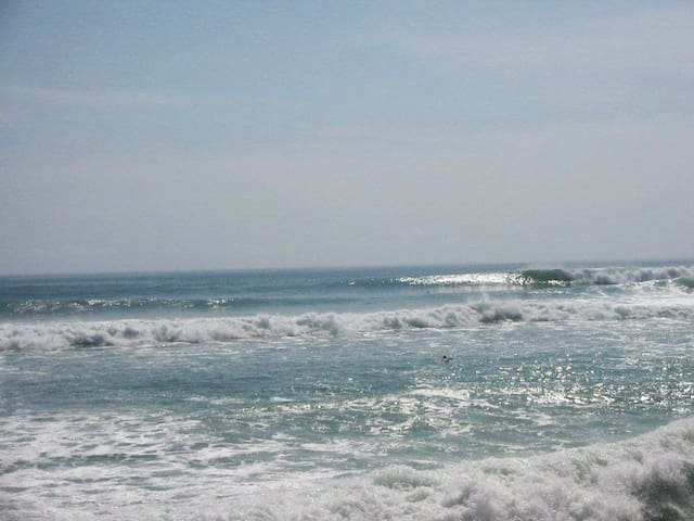 3 surf breaks right out your front door