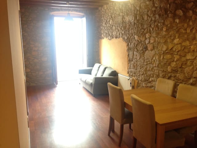 Acogedor apartamento de montaña - Sant Llorenç de Morunys - Pis
