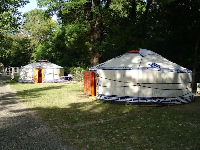 Yourte Mongole - 2 min. du village - Dieulefit - Yurt