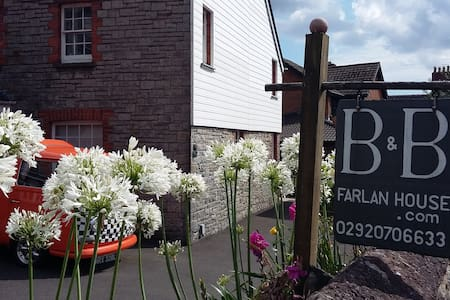 Farlan House Bed & Breakfast - Llandough