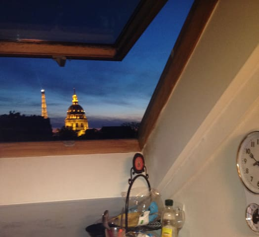 Paris City Center Outstanding View - Париж - Квартира