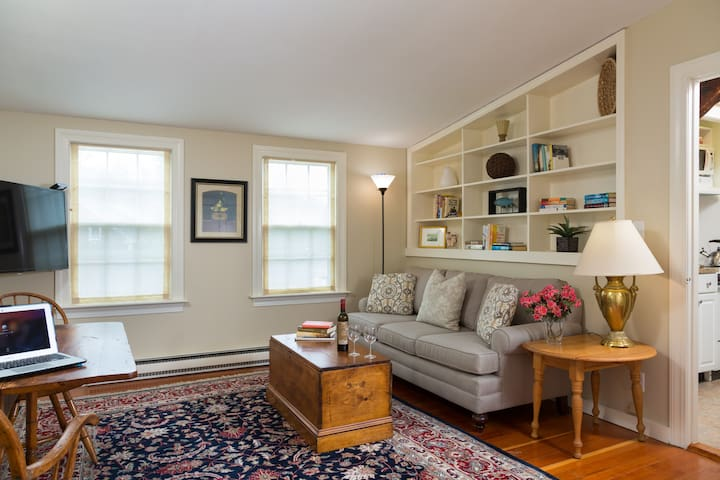Historic harbor area one bdrm apt - Marblehead - Apartment