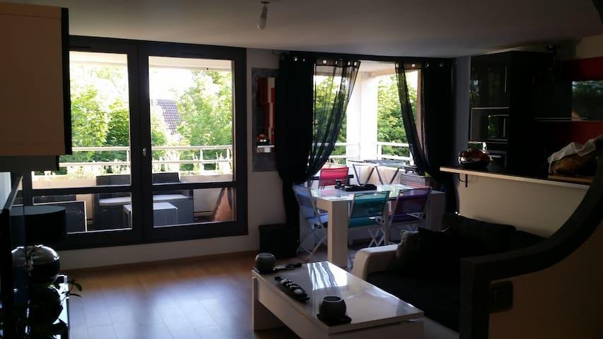 Appartement proche Paris/Versailles - Voisins-le-Bretonneux - Appartamento
