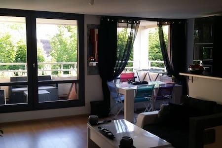 Appartement proche Paris/Versailles - Voisins-le-Bretonneux - Huoneisto