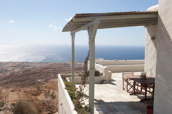Tinos island house, in the Aegean - Tinos