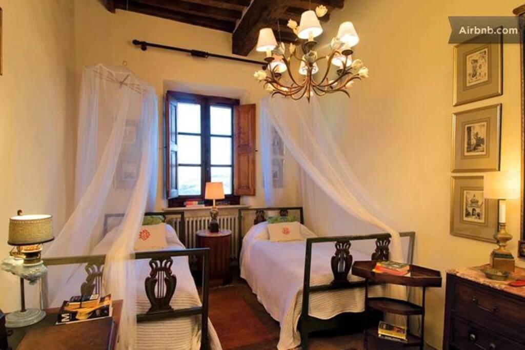 Casa Maria - twin room