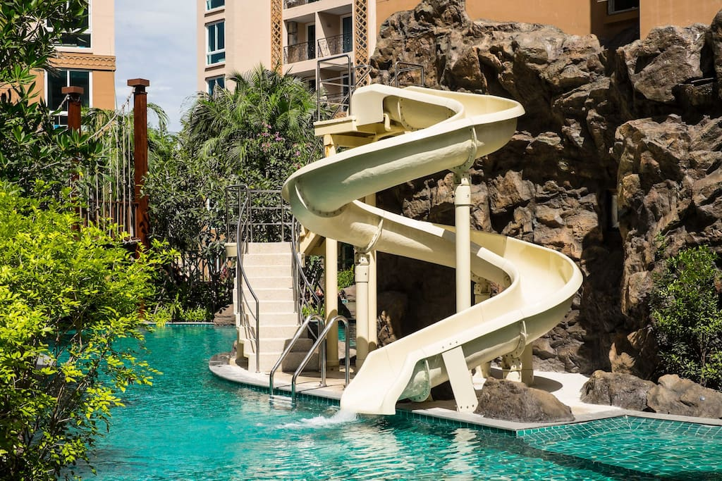 Mini Waterslide