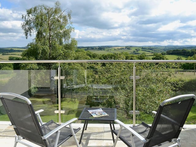 Fab Devon self catering just relax! - Crediton - Casa