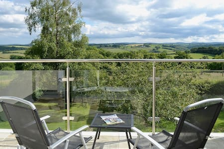 Fab Devon self catering just relax! - Crediton - Haus