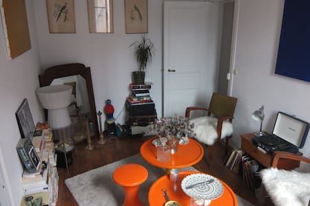 Charming small flat in the 20th.
