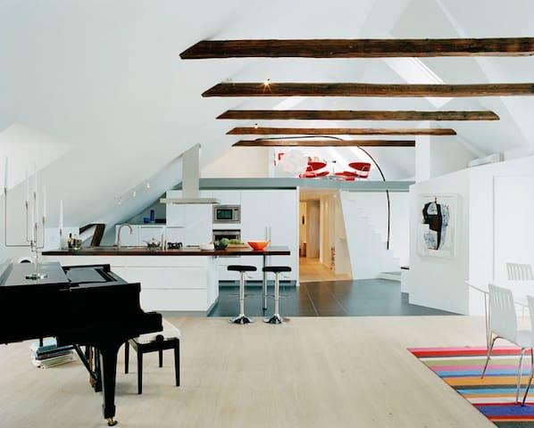 SoFo Grand Penthouse (160sqm)