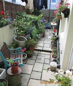 Victorian terrace house - Hove