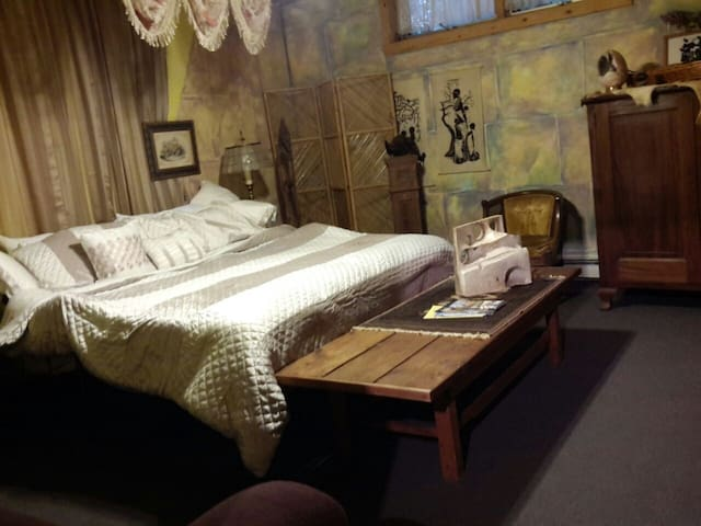 EGYPTIAN ROOM Individual Rental - Winamac - Bed & Breakfast