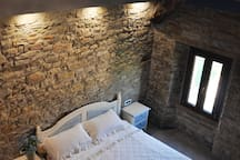 Double room (B) in farmhouse