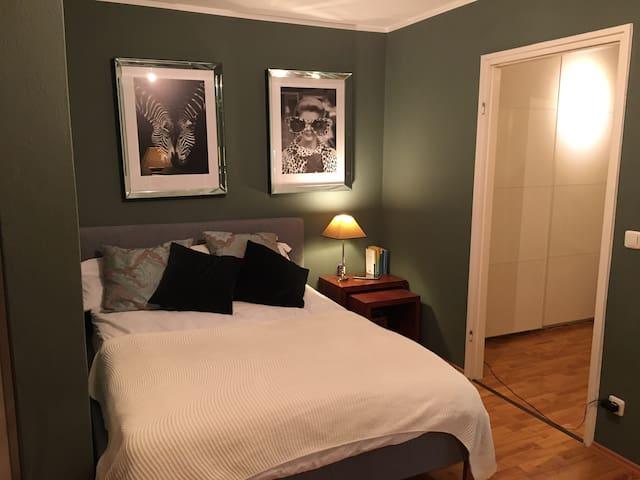 Cosy 1 Bedroom Apartment in Maxvorstadt/Schwabing