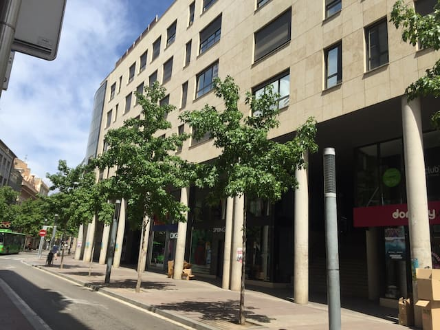 Apartamento muy acogedor en el centro de Manresa - マンレサ - アパート