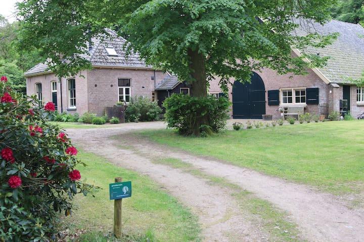 B&B 'Koetshuis onder de Linde' in Hellendoorn.