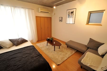 12mins-WalK  SHIBUYA!stylish room! - Shibuya - Apartment