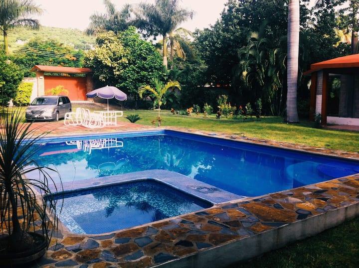 Villa en Morelos, ZAcatepec