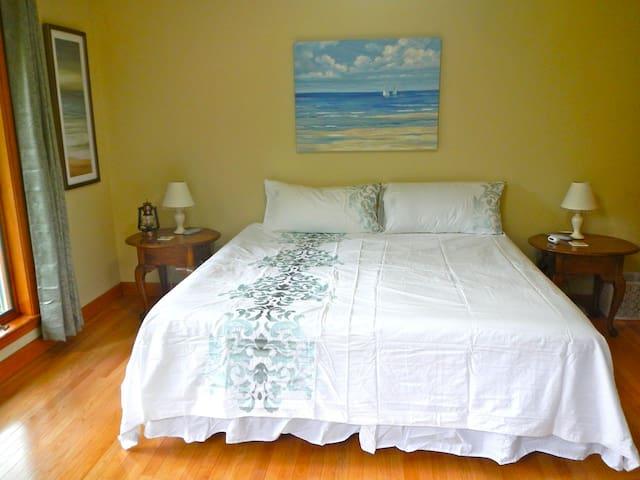 Camden Hills Suite 575 sqft - Camden - House