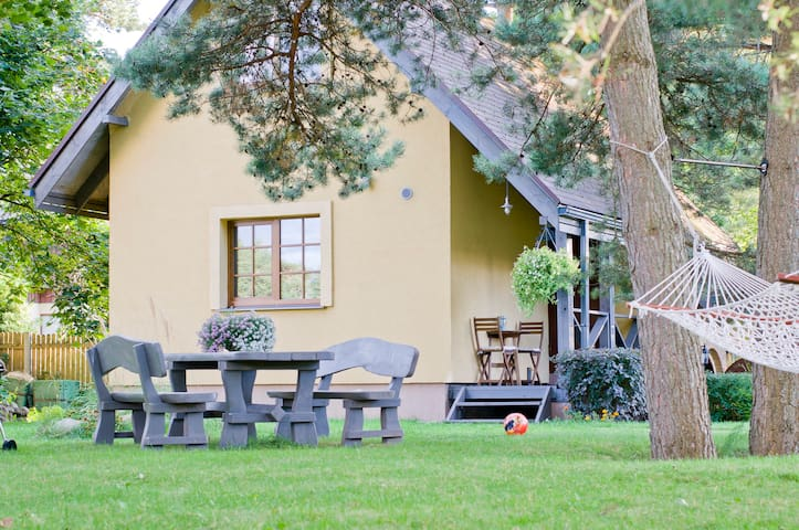 Holiday house near Riga, only 15min from Old town - Dreiliņi - Casa