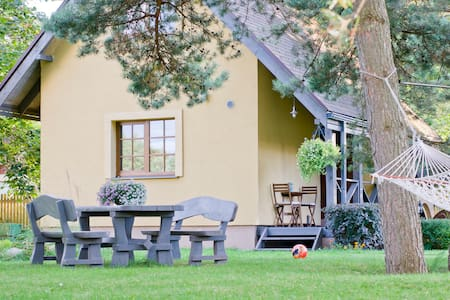 Holiday house near Riga, only 15min from Old town - Dreiliņi