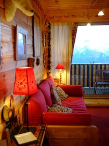 Very nice apartment, awesome view - Huez