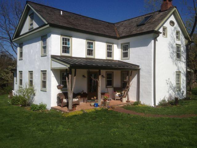 Rustic Farmhouse - Tinicum - House