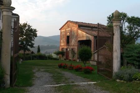 Corte Boselli, antica casa contadina sulle colline - Neviano degli Arduini - บ้าน