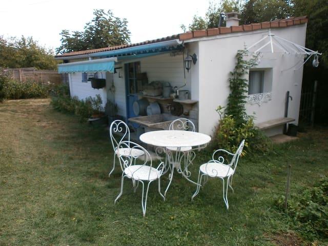 studio en drome provençale - Sauzet