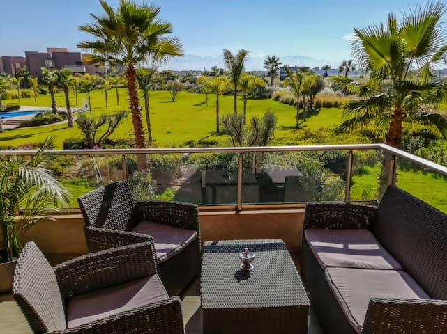 Marrakech golf City resort Prestigia