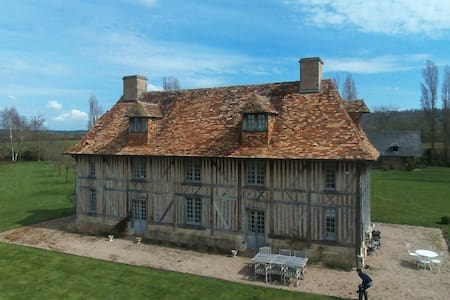 Authentique manoir Normand - Victot-Pontfol - Hus