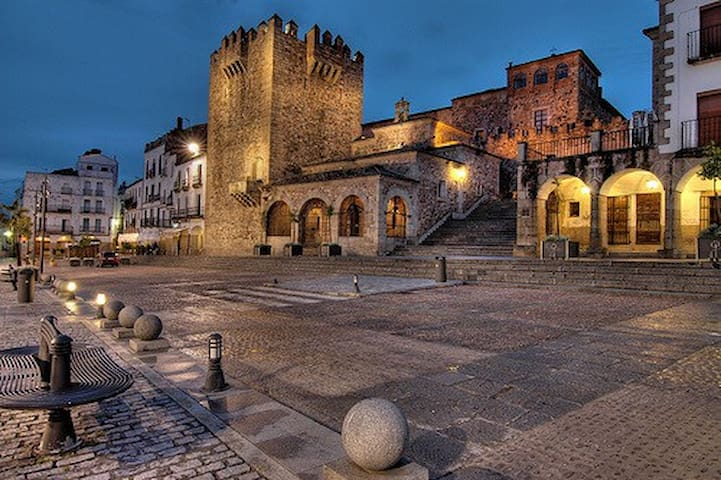 Cáceres Medieval !! - Cáceres - Lägenhet