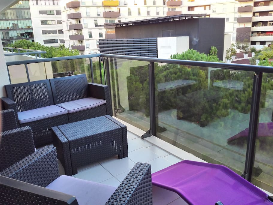 T2 port marianne 52 mt2 appartements louer - Location appartement port marianne montpellier ...