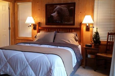 1 bdrm Romantic Cabin w HOT TUB - Beech Mountain