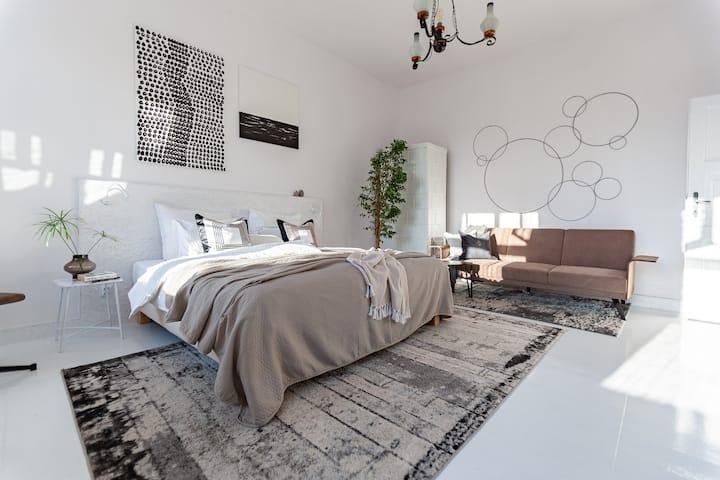 Apartament 5 z widokiem na gdańskie Stare Miasto