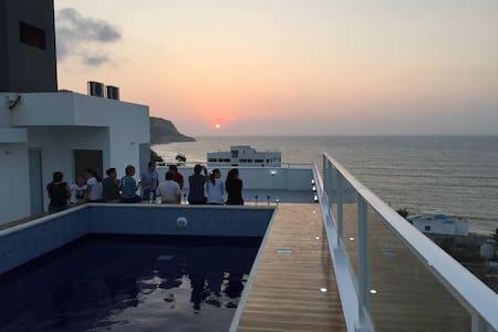 Departamento moderno en Bahía de Caráquez