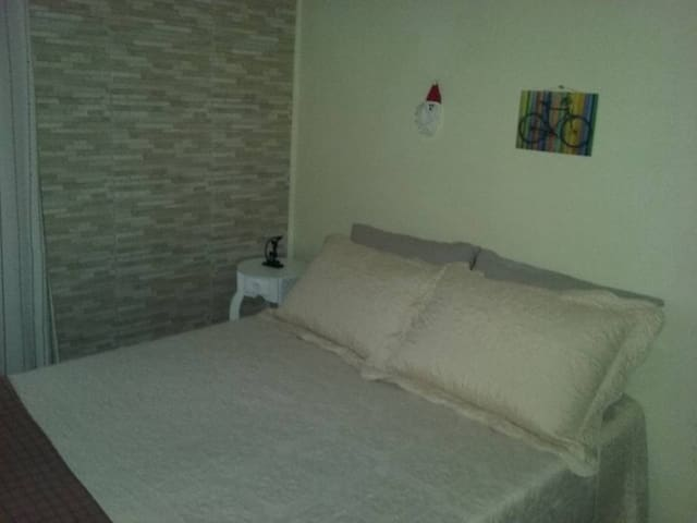 Private Room with Air-Conditioning - Campeche