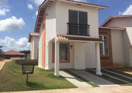 acogedora residencia - Panamá
