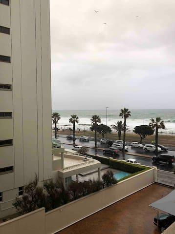 Brigadeiro's flat in Sea Point