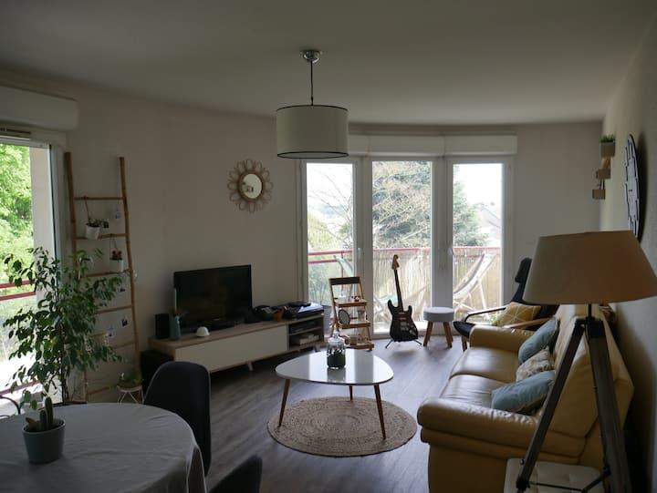 Appartement idéal pour les 24 heures