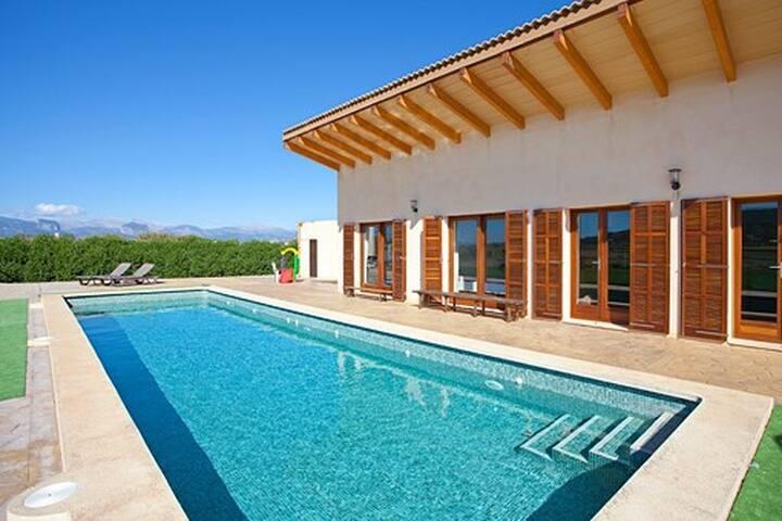 Finca Son Campins Santa Eugenia - Illes Baleares