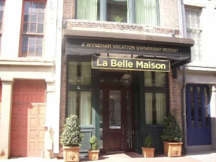 Wyndham La Belle Maison ** 1BR
