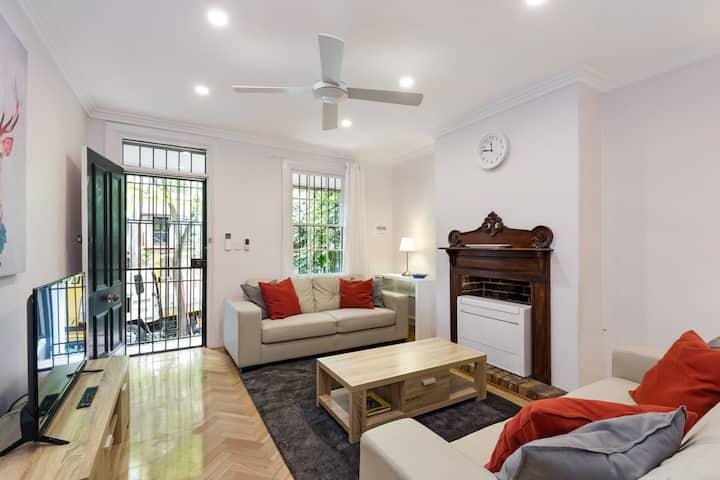 Sydney Cakra House (Darlinghurst)